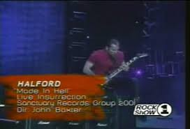 Halford (Rob Halford) - Made In Hell
