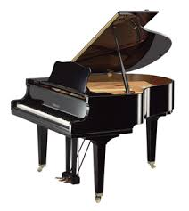 picture of baby grand piano