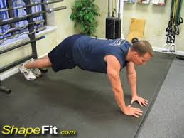 chest pushup
