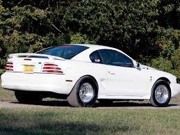 1995 mustang turbo