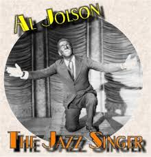 al jolson the jazz singer