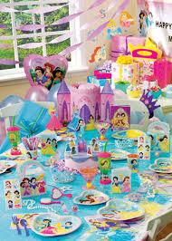 disney princess party decorations