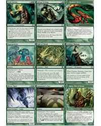 magic the gathering green