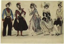 masked ball costumes