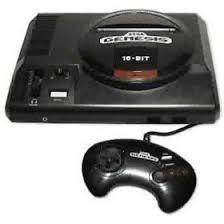 genesis video game