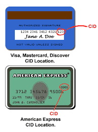 cvv2 number visa