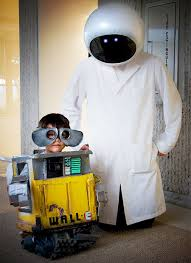 eve from wall e costume