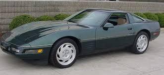 1992 corvettes