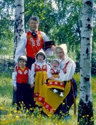 sweden costume