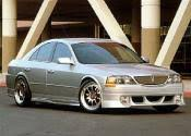 lincoln ls body kit