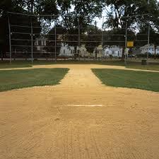baseball pitcher mound