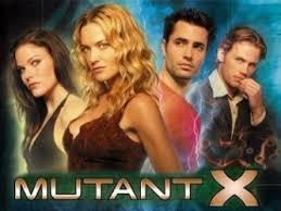 mutant x tv series