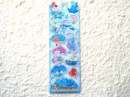 japanese water stickers