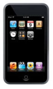 ipod touch 160g