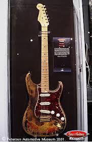 hendrix guitars