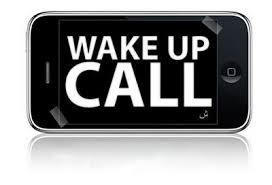 Wakeup Call?
