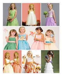flower girls outfits