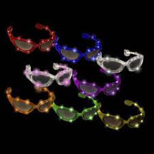 led sun glasses