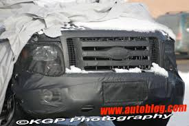 ford f 150 grille