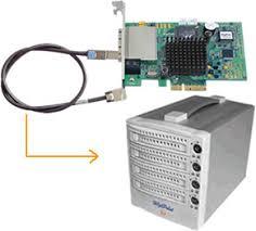 external sas connector
