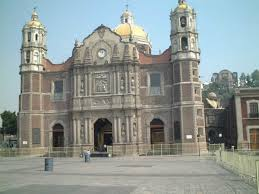churches in mexico