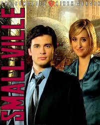 smallville season 9 dvd