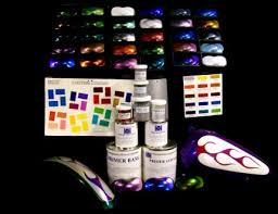 custom car paint colours