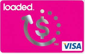 pink visa card