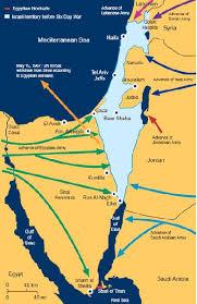 israeli borders
