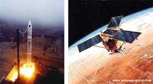ikonos satellite image
