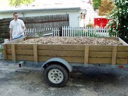 1 yard of mulch