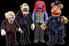 muppet show figure