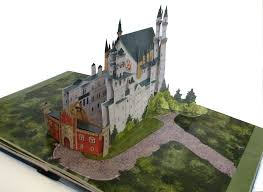 pop up castle