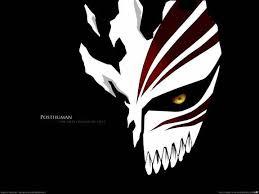 bleach vizard mask