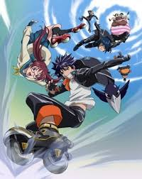 anime air gear