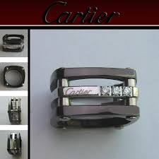 cartier mens ring