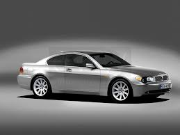 bmw 7 coupe