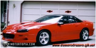 1998 chevy camaro ss