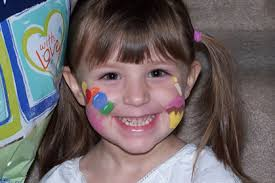 face painting stencils for kids