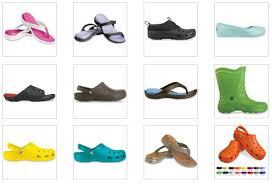 chaussure croc