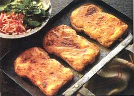 cheese rarebit