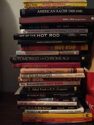 hot rod books