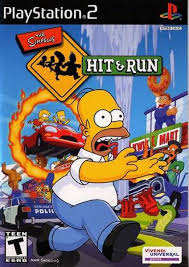 simpson hit and run ps2