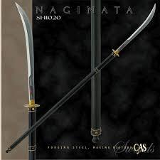 japanese naginata