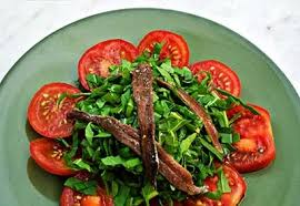 anchovy salad