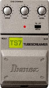 ibanez tubescreamer ts7