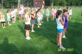 kids cheerleading