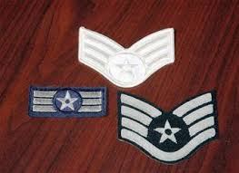 air force chevron