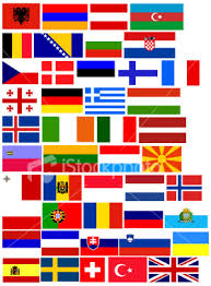 all the countries flags