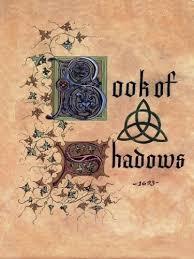 book of shadow spells